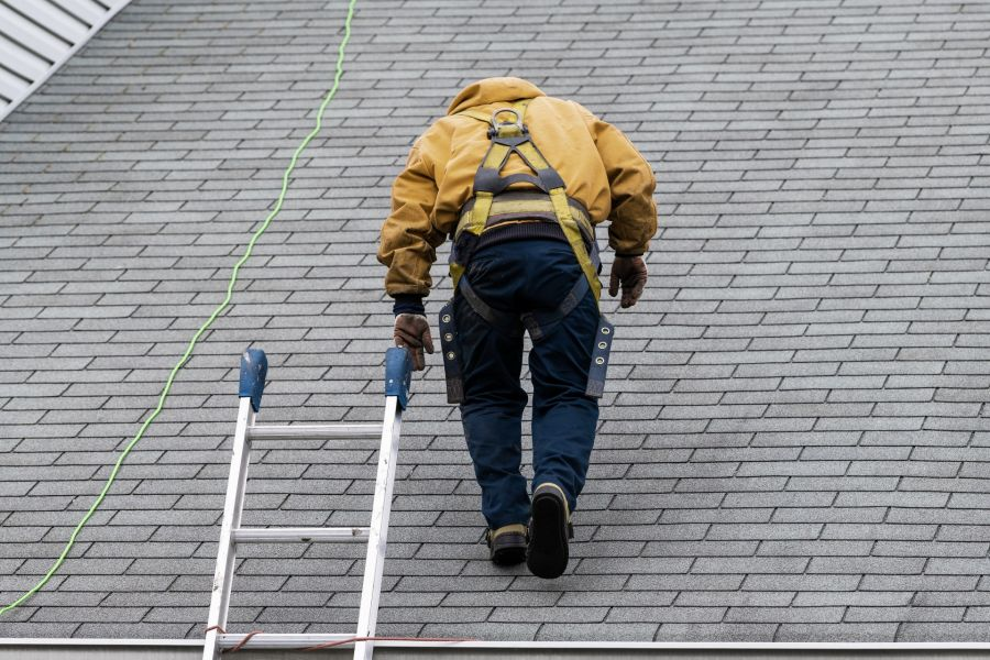 Roof Inspection by All City Roofing