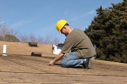 Roof Inspection in Mission Hills, CA
