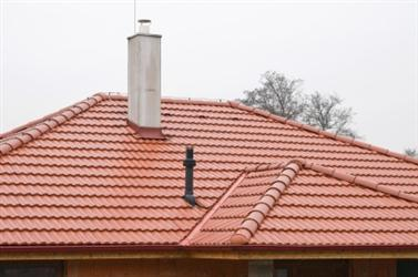 Tile roof in Topanga CA