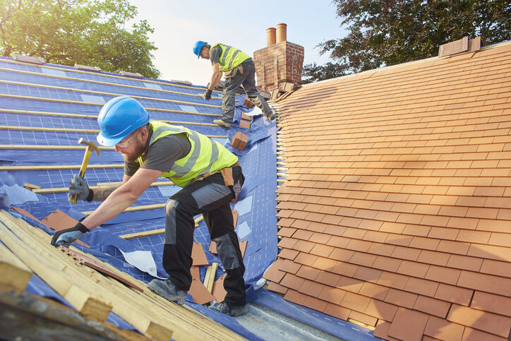 Roof Replacement by All City Roofing